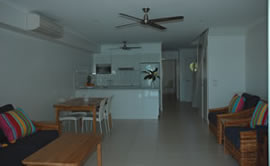 Interiors of Ripples Holiday Appartments North Queensland